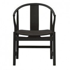 Chinese Chair Black Version