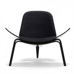 Shell Chair Black Edition