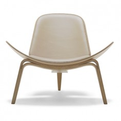 Three Legged Shell Chair