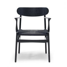Dining Chair Black Version