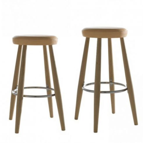 Wegner High Stool