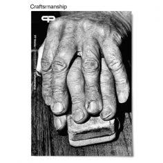 Craftsmanship Poster