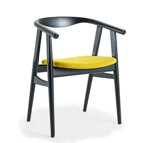 "The ""U"" 525 Chair Wegner Colours"