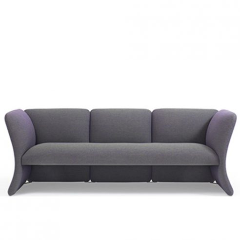 Mondial three seat sofa