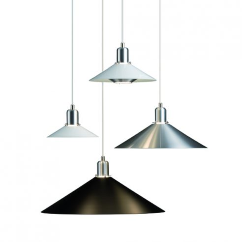 Tip Top pendent lamp shades