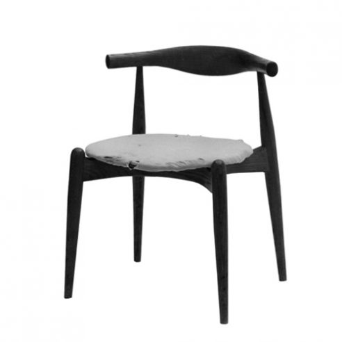Elbow Chair Black Version