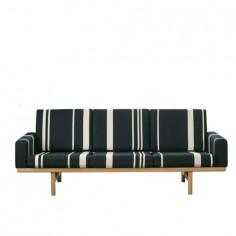 Wegner Matrix three seat sofa