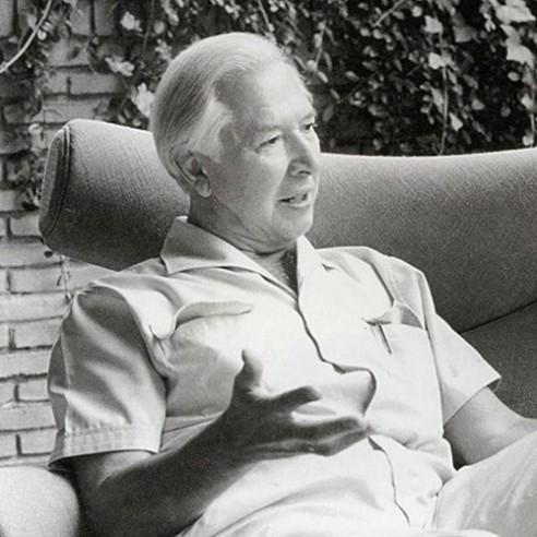 Hans J Wegner photograph