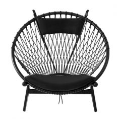 Circle Chair Black Version