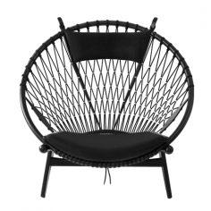 Circle Chair Black Version